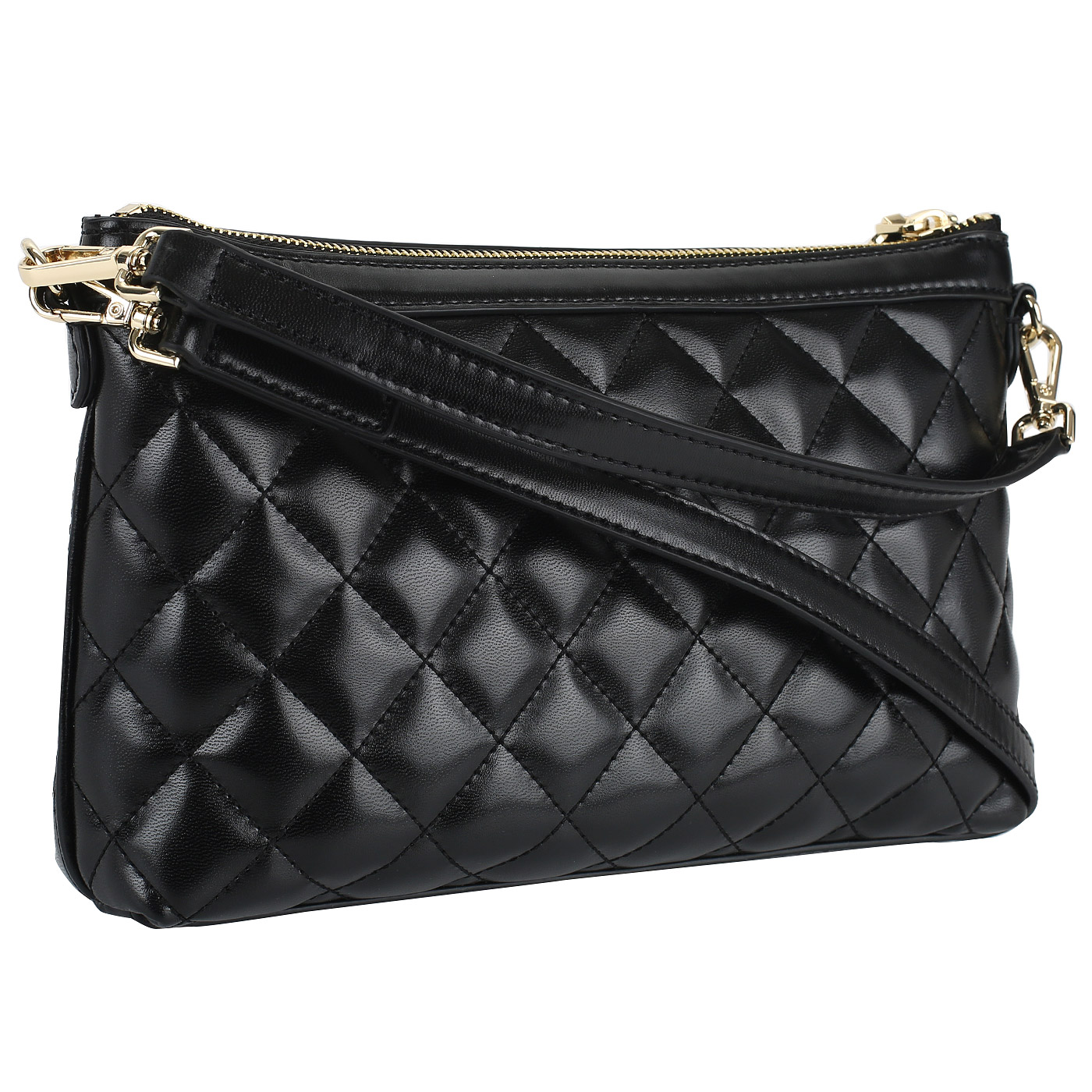 Стеганая сумка Love Moschino New Quilted